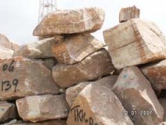 Onyx boulders