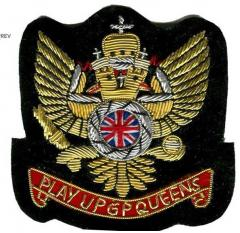 All kind of Hand Embroidered Badges, Labels,