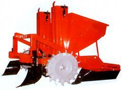 3 X 1 Combo Planter for (Potato Fertilizing)