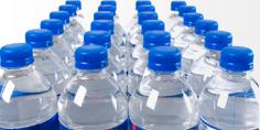 Polyetilene bottles