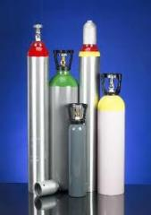 Comprassed gases