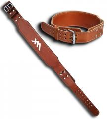 Weight Lifting Leather Belt Art No: FM-WLLB-2001