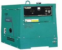 Diesel engine soundproof generator DA-6000SS