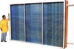 Evaporatprs / condenser coils