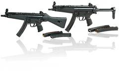 Machine gun SMG MP5A2, MP5P3