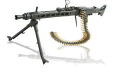 Machine gun MG3 (MG1A3)
