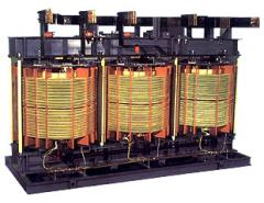 Isolation and control transformers