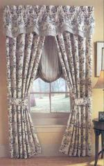 Curtains/ valances