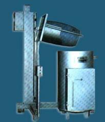 Vacuum filtration units