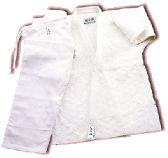 Double Judo Uniform 1000 Gm/m2