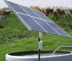 SOLAR WATER PUMP IRRIGATION