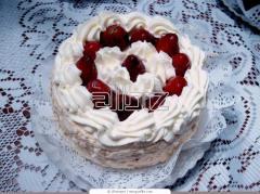 Chocolate-waffle cake