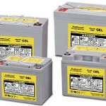 Lead-acid battery traction