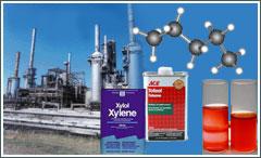 Modern chemicals aggregates