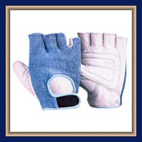 Gloves, Leather Cycle Art.№ T9T461