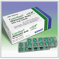 Gardan™ [Mefenamic Acid]