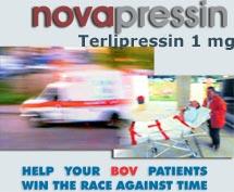 Hemostatic drugs, Novapressin