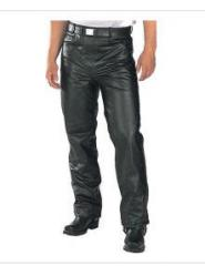 501 Style Mens Leather Pant