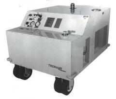 Heavy duty airline hydraulic power unit