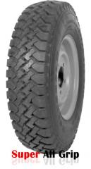 Super All Grip, Radial Tyres for Vehicles