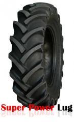 Super Rower Lug, Rear Tractor Tyres