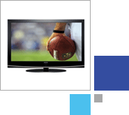 LCD tv's