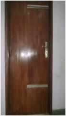 Heavy security solid door / safe heaven door