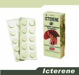 Herbal treatment for Jaundice, Icterence