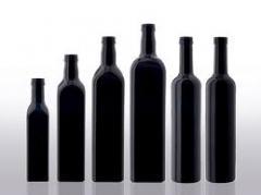 Glass bottles for booze