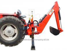 Tractor Backhoe