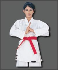 """Kime"" karate uniforms"