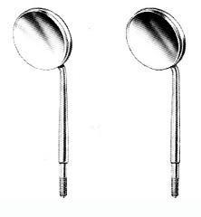 Mirror handles