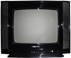 EcoStar CRT tv