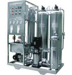 All-in-one reverse osmosis system