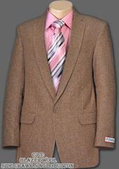 Brown Man Suit