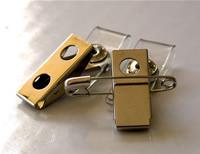ID card clips