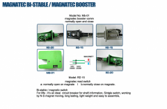 Magnetic booster