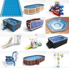 Details for swimming pools