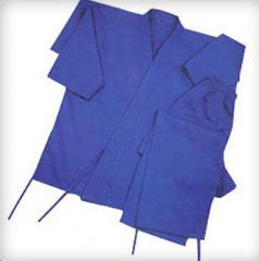 Blue Karate Uniform