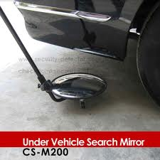 Vehicle search mirror