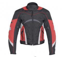 Textile Red Eagle Motorbike Jacket