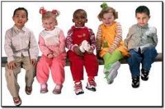 Boy and girls cloth