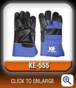 Mail gloves