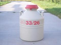 Semen Storage Tanks