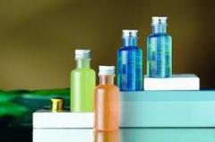 Gel, shampoo in a single package