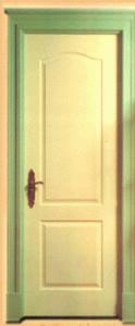Doors, Skin Molded