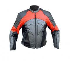 SLH-4000 Motorbike Leather Jacket