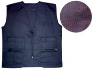 Warmed vests
