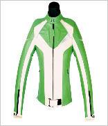 Motorbike Green Jackets