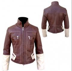 Leather Jacekts